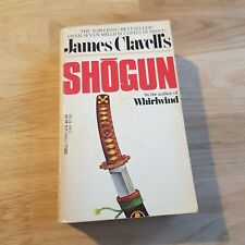 Shogun By James Clavell (1986 Dell Paperback)