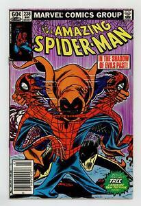 Amazing Spider-Man #238B Tattooz Not Included VG 4.0 1983 1st app. Hobgoblin