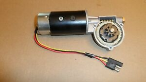 1964 to 1966 Ford Thunderbird New Rear Quarter Window Motor Passenger Side