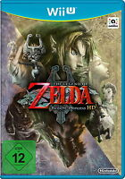 The Legend Of Zelda: Twilight Princess HD - Nintendo Wii U - deutsch - Neu / OVP