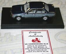 BIANTE limited edition original 1/43 diecast HOLDEN VC COMMODORE SL/E 1981 model