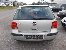 VW Golf 4 Stoßstange hinten silber LB7Z