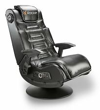 X Rocker 51396 Pro Series Pedestal 2.1 Video Gaming Chair Gamer NEW
