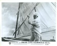 SPENCER TRACY THE OLD MAN OF THE SEA 1958     ORIG 8X10  PHOTO X3751