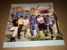 Grupo Mojado - La Gorda - 1992 - LP - NEW SEALED