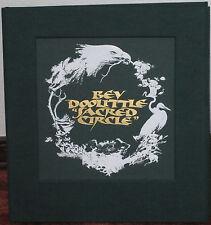 Sacred Circle Chapbook, Original in Box with Walk Softly Print, Bev Doolittle