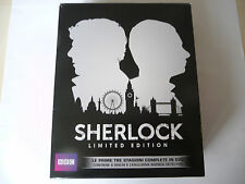 SHERLOCK HOLMES-HE COMPLETE COLLECTION-BOX DVD 6 DISCHI- 2015-LIMITED EDITION