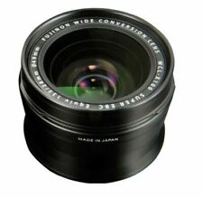 Fujifilm WCL-X100 Wide-Angle Conversion Lens for X100 Camera / Black