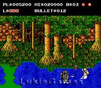 Adventures Of Bayou Billy - NES Nintendo Game