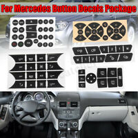 For 07-14 Mercedes Button Premium Repair Package-Steering AC Locks Window