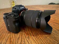 Sony Alpha A7 III 24.2MP Digital Camera - Black (Kit with FE 28-70 mm F3.5-5.6)