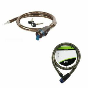 lucchetto pitone 20x1200 serratura con copertura antipolvere 588002390 BTA antif