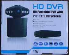"HD Portable DVR/ Camera  with  2.5"" TFT LCD Color Screen"