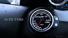 Boost Gauge (no wire cutting) with free air vent gauge pod fits Audi TTRS