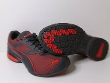 Puma Mens Athletic shoe size 11 Grey/Red Sneakers