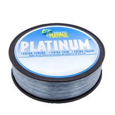 Platypus Platinum Fishing Line - Extra Thin, Extra Strong - World's Best!