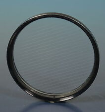 Izumar Ø55mm Gitterfilter cross filter filtre Einschraub screw in - (91681)