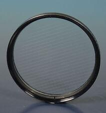 Izumar Ø55mm Gitterfilter cross filter filtre Einschraub screw in - (91681)