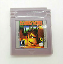 Donkey Kong Country Cartridge Card for Game Boy Color Advance GBC GBA SP English