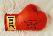 Teofimo Lopez signed Boxing Glove *PROOF LW Champion Top Rank ESPN The TakeOver