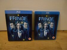 FRINGE THE COMPLETE FOURTH SEASON SERIES FOUR 4 BLU RAY VGC