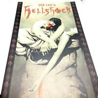 Jae Lee HELLSHOCK Softcover - First Edition TPB - OOP Graphic Novel by Image