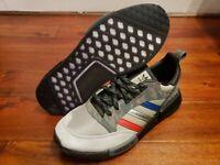 Adidas Boston SuperX R1 NMD Camo Black Boost Mens Shoes Sneaker G27936 Size 10.5