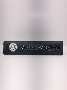 Belt covers for Volkswagen Pair  Made in Italy
