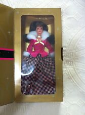 Winter Rhapsody Barbie Brunette 1996 Avon Special Edition Second in Series Nib