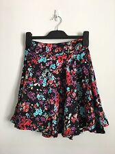 New With Tags Motel Edrie Skirt In Autumn Garden - Size XS (6-8)