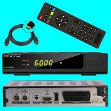 OPTICUM AX C100 digital Full HD Kabel Receiver USB HDMI 1080p Dvb-c