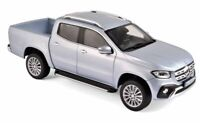 NOREV 183420 MERCEDES BENZ X Class diecast model pickup car Silver 2017 1:18th
