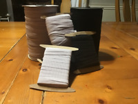 """half inch 49 Colors 4 Yard Cards .5 inch FLAT RATE SHIPPING Ric Rac 1//2/"""""""