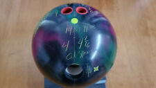 New listing Roto Grip  Winner Solid  15 Lbs  used Bowling ball  low games pin down