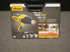 WAGNER 2000W 240V CORDED HEAT GUN FURNO 750  STILL FACTORY SEALED,