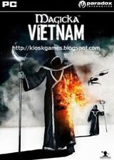 Magicka Vietnam (PC CD ROM) Brand New sealed free Shipping