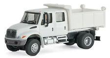11636 Walthers SceneMaster International 4300 Crew Cab Dump Truck Utility Co HO