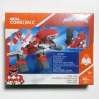 Mega Bloks Construx Power Rangers DPK75 T-Rex Zord New Damaged Box