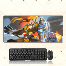 GAME Overwatch OW Brigitte Extra Large Mouse Pad free shipping(31.5'' * 11.8'')