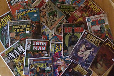 Lot of 20 Comic Books 1970 - Current  Marvel DC and Independent