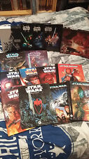 LOT integraleLibrairie Comics Star WARS en VF et TBE - 13 tomes !! 2 coffrets !!