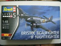 39/45 Maquette Revell 1/48 Beaufighter IF NIGHTFIGHTER plastique Scale Model