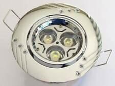 Supporto per Faretto LED incasso MR16 - GU10 alluminio swarovski G4 lampada FI
