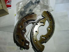 Brake shoe set - rear,  1980  Honda Civic 1500 GL,  W/ Hardware  OEM Honda