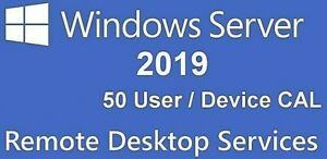 How To Active Server  2019 Standard / Datacenter - Remote Desktop Services - RDS