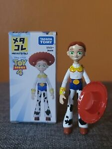 Takara Tomy Metakore Toy Story 4 Jessie Metal Figure