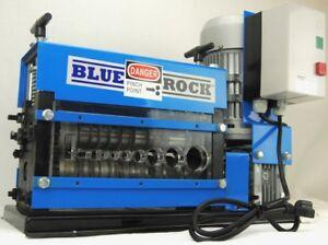 BLUEROCK® Tools Model MWS-808PMO Wire Stripping Machine Copper Cable Stripper