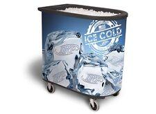 Server Elite Mobile Ice Cooler (80% off Retail Price) - $140 (Tonawanda, NY)