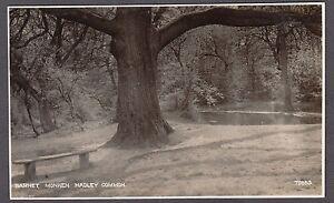 Postcard Barnet Hertfordshire early view of Monken Hadley Common RP