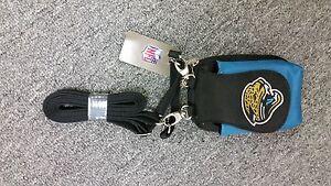 Jacksonville Jaguars Purse Plus Touch Phone  ID Wallet Charm 14 Gift Bag Compact